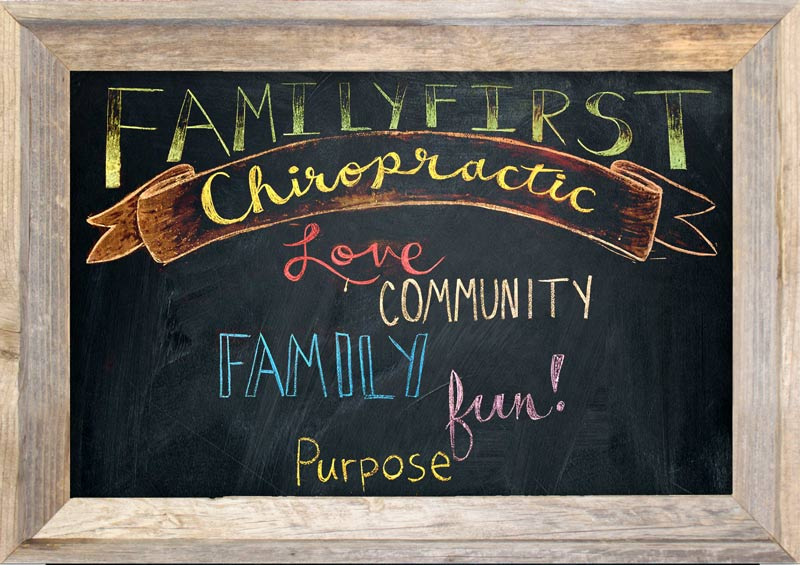 Dr. Jonathan Shultz, Family First Chiropractic, South Austin, TX.