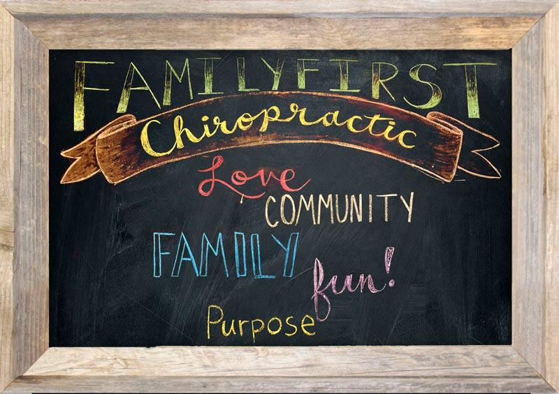 Dr. Jonathan Shultz, Family First Chiropractic, South Austin, TX.