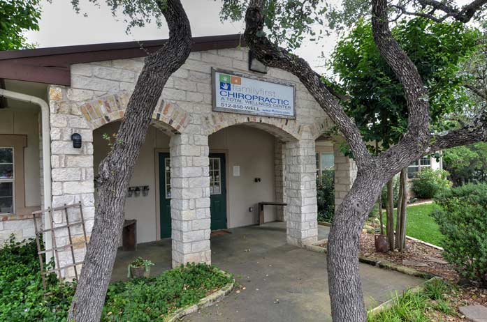 Family First Chiropractic Dripping Springs, TX Office.