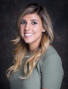 Dr. Morgan Zupan, chiropractor at Family First Chiropractic in Dripping Springs, TX. ICPA Webster Technique Certified.