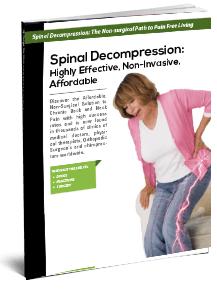 Spinal Decompression Therapy at Family First Chiropractic in Dripping Springs.