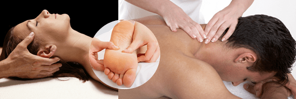 massage therapy at Family First Chiropractic Wellness center